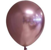 Chroom ballonnen rose-goud
