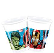 Avengers Plastic bekers