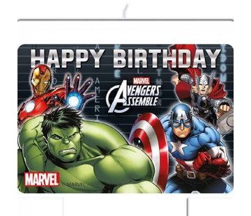 Avengers  verjaardagskaars
