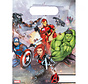 Mighty Avengers plastic uitdeelzakjes