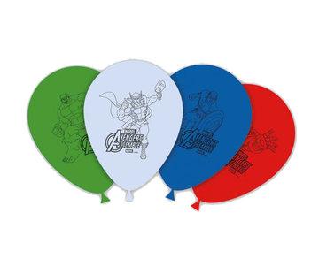 Avengers latex ballonnen