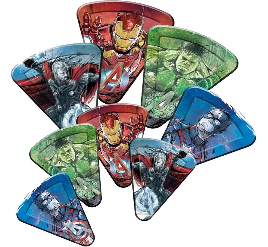Avengers 2 kartonnen  pizzaborden