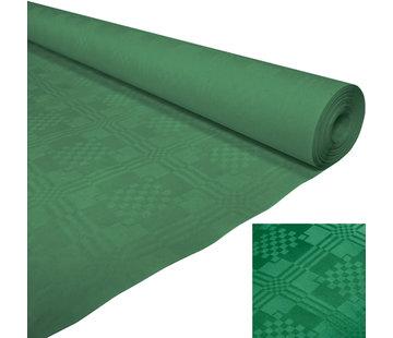 Papieren tafelkleed groen