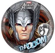 Thor kartonnen bordjes