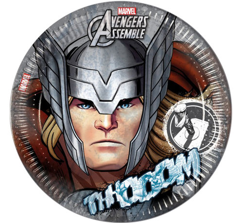 Avengers Thor  bordjes van karton