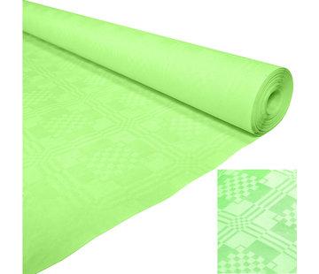 Lime groen tafelkleed