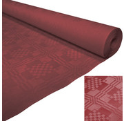 bordeaux rood tafelkleed