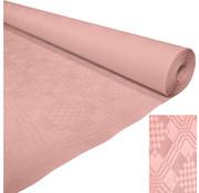 Papieren tafelkleed roze