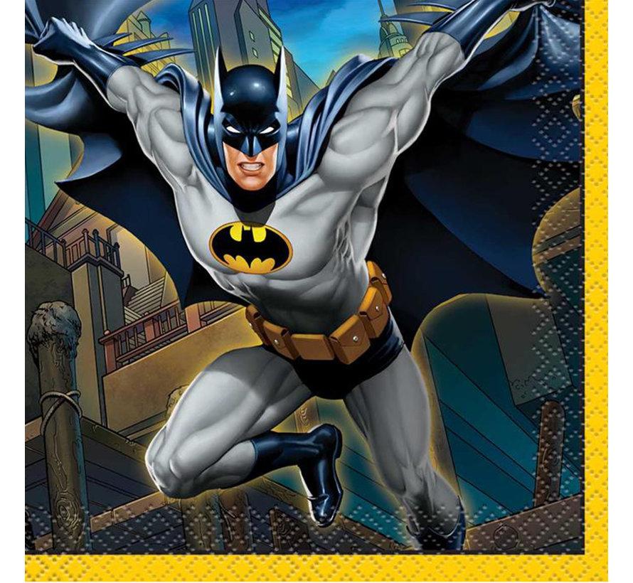 DC comics Papieren Batman servetten