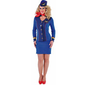 Sexy Stewardess mini jurkje