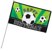 Voetbal vlag