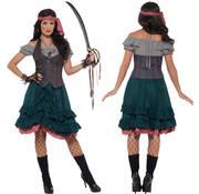 Piraten kostuum