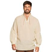 Middeleeuwse shirt Ecru