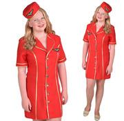 Stewardess kind