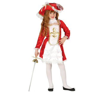Piratenpak kind meisje