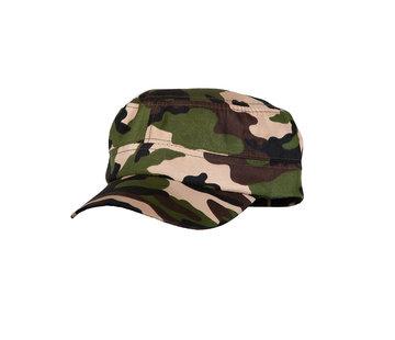 Leger hoed dames