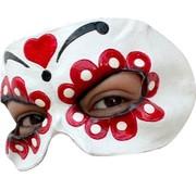 Halfmasker Catrina