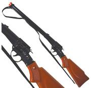 Dubbelloops speelgoed geweer