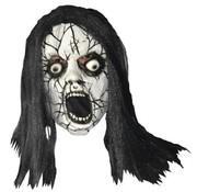 Gezichtsmasker Horror Lady