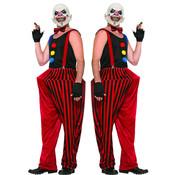 Clown kostuum Twisted