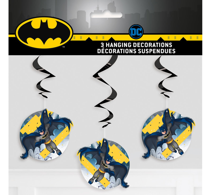 Batman hang decoraties  Swirl