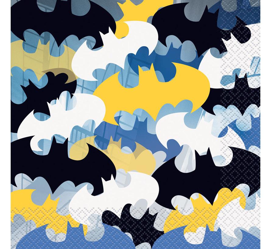 Batman The Dark Knight Papieren  servetten