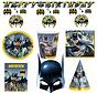 Batman Feestpakket - Deluxe Pakket