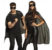 cape met masker