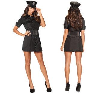 Sexy Politie officier kostuum