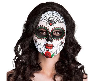 Dag van de doden masker