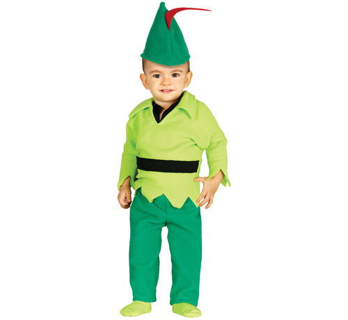 Baby Robin hood outfit