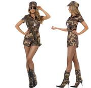 Militaire legerkleding dames