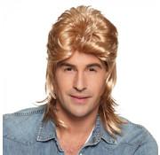Heren Pruik blond