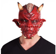 Latex masker Duivel