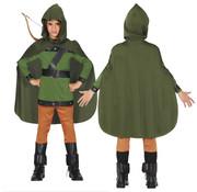 Robin Hood kostuum meisje