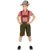 Tiroler kostuum kind