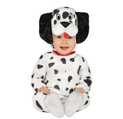 Baby Dalmatiërs kostuum