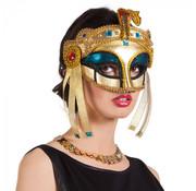 Egyptisch masker cleopatra