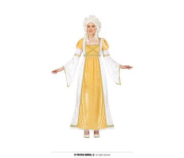 barok kleding vrouw