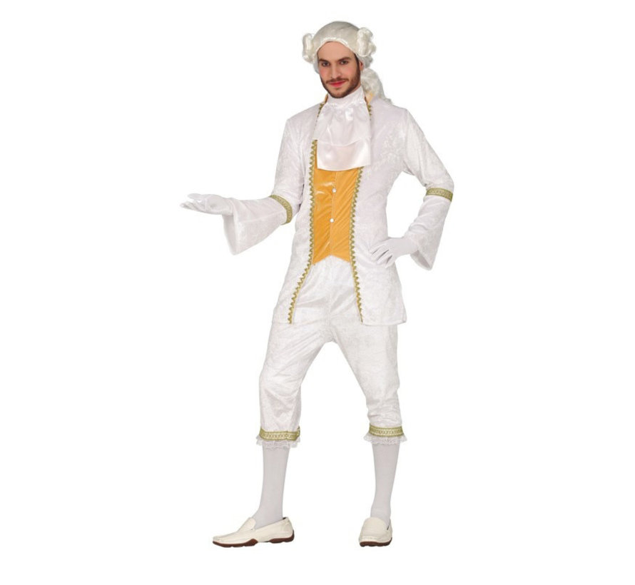 Historische barok kleding man