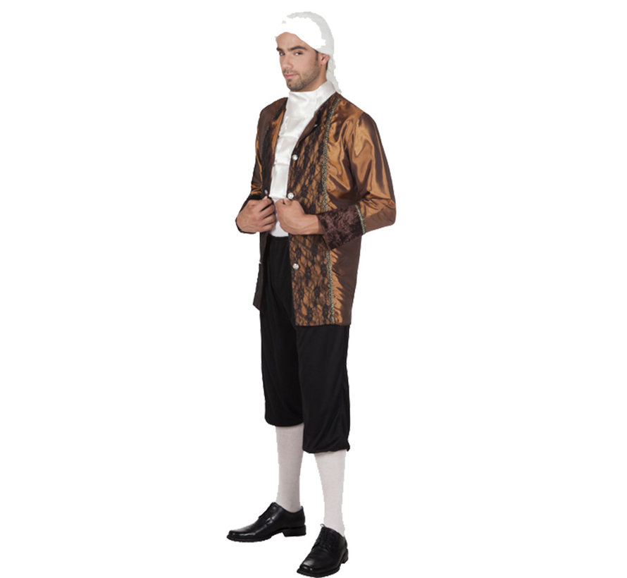 Barok kostuum Andre