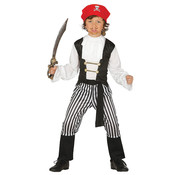 Kostuum Piraat Suzy