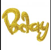 Letter ballon bday