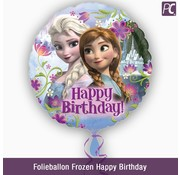Folieballon Frozen Happy Birthday