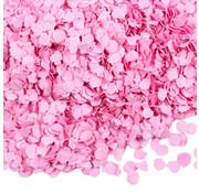 Baby roze confetti