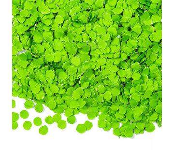 lime groen Confetti