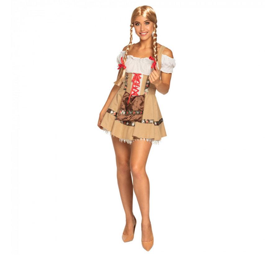 Heidi kostuum biermeisje oktoberfest