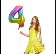 Cijfer Ballon 4