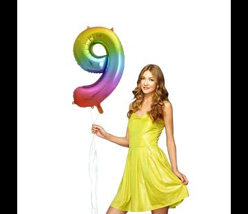 Cijfer Ballon 9