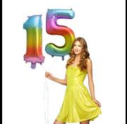 Cijfer Ballon 15